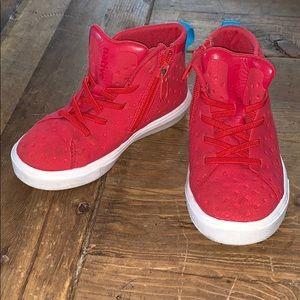 Native toddler sneakers